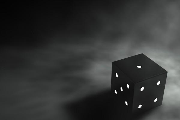 Dado negro