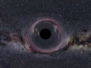 Postal: Lente gravitacional