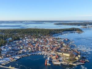 Sandhamn, archipiélago de Estocolmo