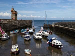 Postal: Puerto de Lynmouth, Devon, Inglaterra
