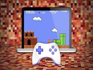 Jugando al Mario Bros