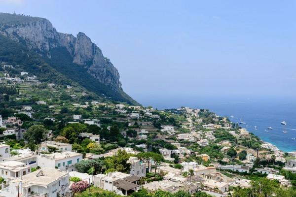 Isla de Capri (Italia)