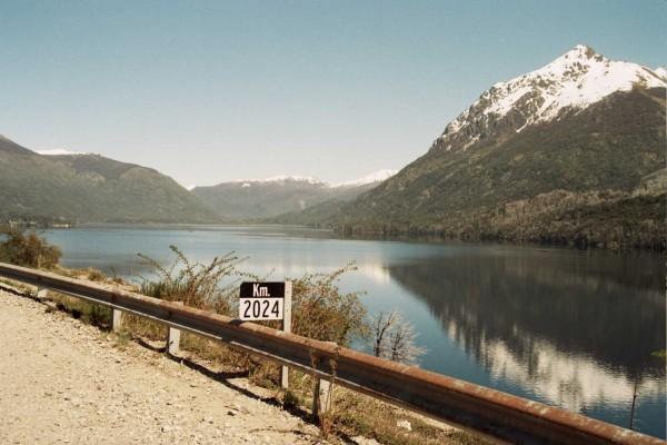 Lago Gutiérrez (Río Negro, Argentina)