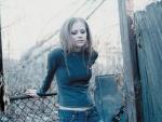 La canadiense Avril Lavigne