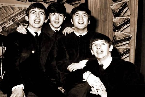 Los Beatles en sus comienzos
