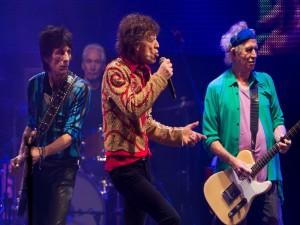 Postal: The Rolling Stones en concierto