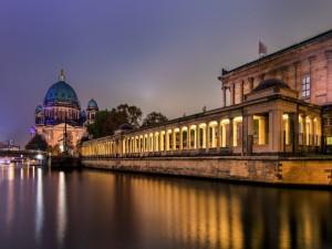 Noche en Berlín