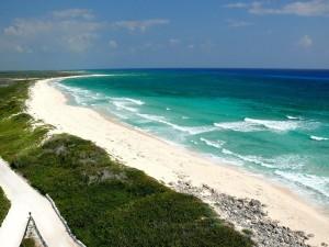 Playa de Punta Sur (Cozumel, México)