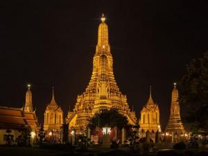 Templo Wat Arun (Bangkok, Tailandia)