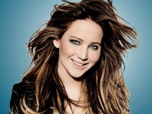 """Postal: La guapa actriz """"Jennifer Lawrence"""""""