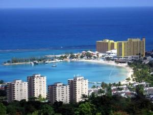 Vista de Ocho Ríos (Jamaica)