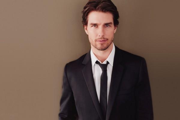 Joven y guapo Tom Cruise