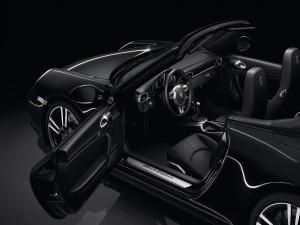Postal: Black Edition Porsche