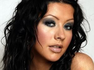 Postal: La cantante Christina Aguilera