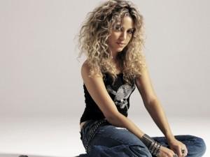 """La cantante """"Shakira"""""""