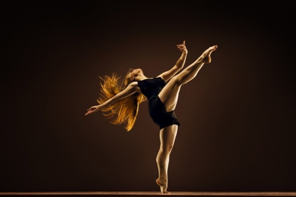 La energía de la danza