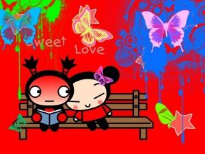 """""""Dulce Amor"""" Pucca y Garu"""