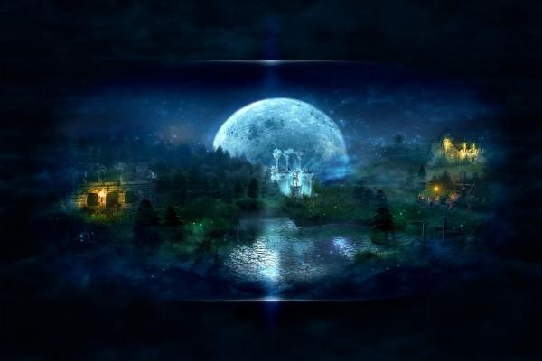 La tierra mágica