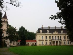 Postal: Un bello palacio