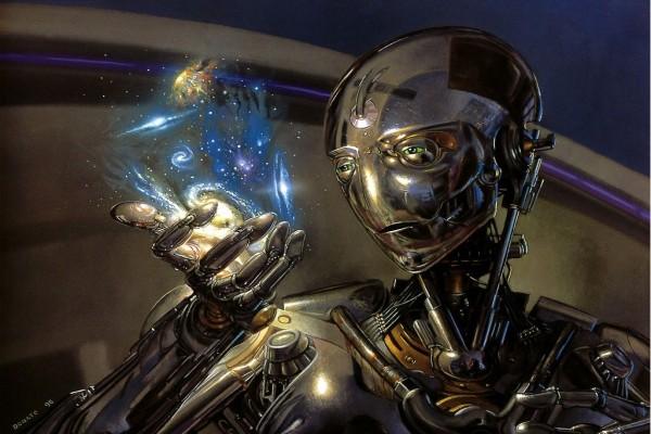 ¿Dios es un robot?