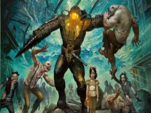Postal: Personajes de BioShock