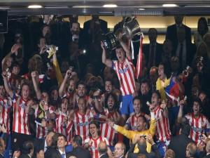 Victoria del Atlético de Madrid