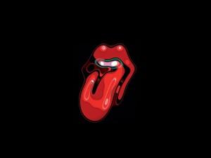 La lengua de los Rolling Stones