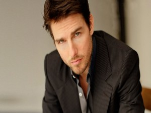 El actor Tom Cruise