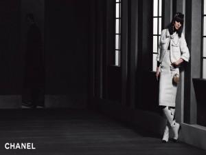 Modelo de Chanel