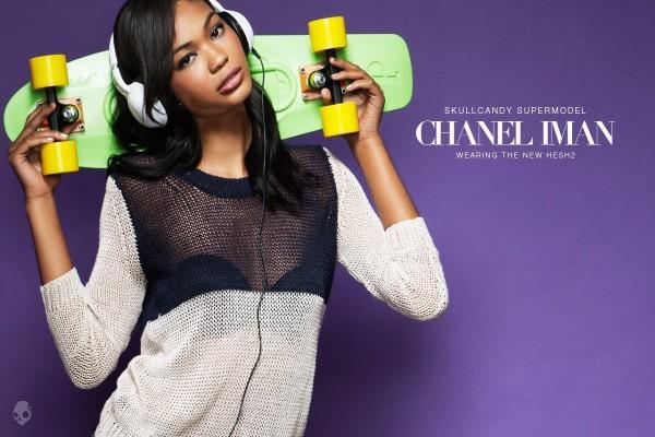 Chanel Iman, Supermodelo