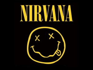 Postal: Smiley Nirvana