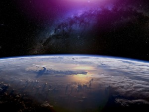 El espacio infinito