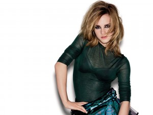 Emma Watson atrevida
