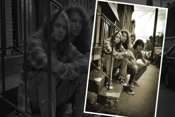Los chicos de Nirvana