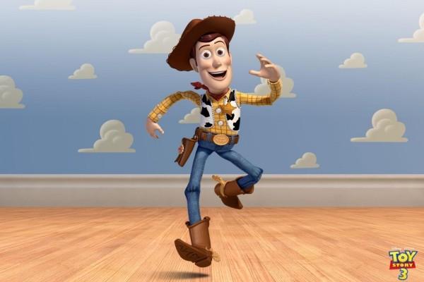 """Woody en """"Toy Story 3"""""""