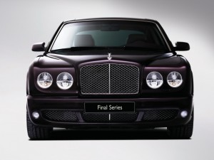 "Postal: Bentley Arnage ""Final Series"""