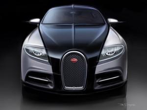 Postal: Bugatti Galibier