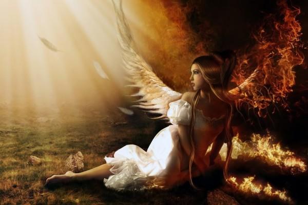 Ángel caído