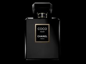 Postal: Coco Noir de Chanel
