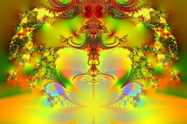 Buda fractal