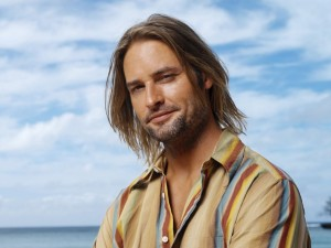 "Josh Holloway como ""Sawyer"" en Lost"