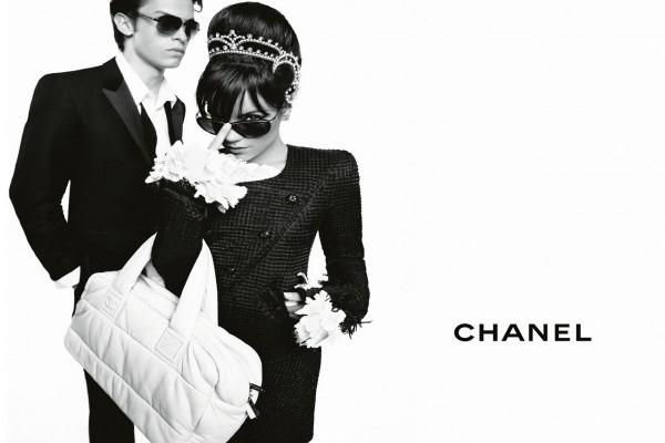 Modelos de Chanel