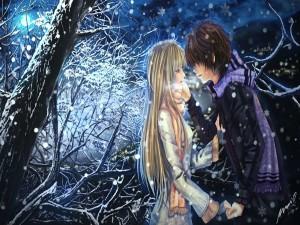 Encuentro romántico