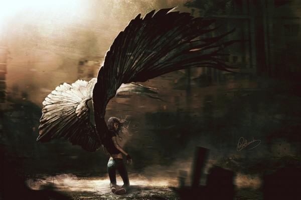 Ángel del apocalipsis