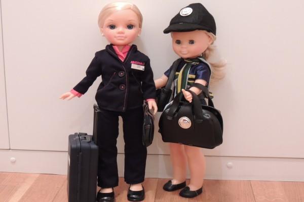 Azafatas de vuelo