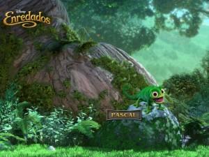 Postal: Enredados, Pascal