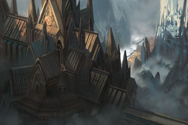Un viejo castillo