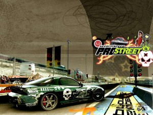 Postal: Need for Speed: ProStreet