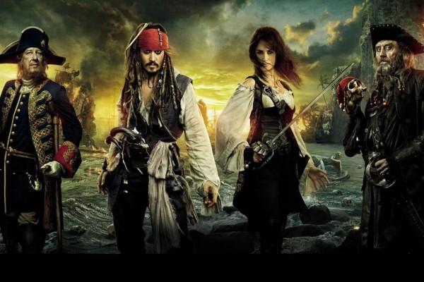 Piratas del Caribe 4, protagonistas