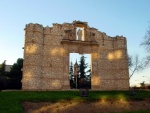 Puerta de Santa María en Ciudad Real (España)